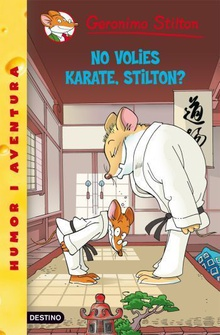 37- No volies karate, Stilton?