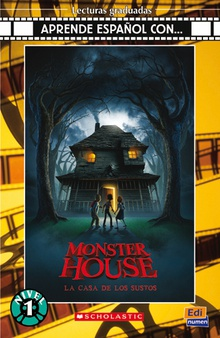 Monster house, la casa de los sustos
