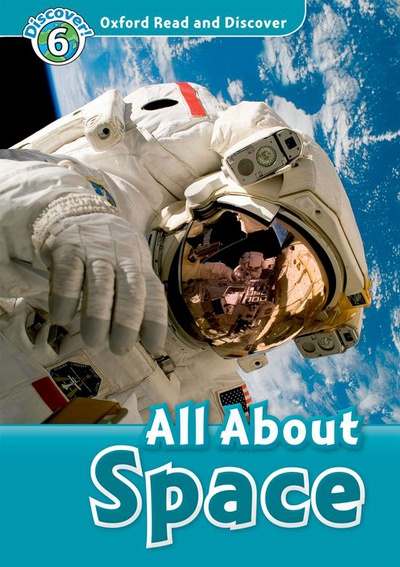 Oxford Read and Discover 6. All About Space Audio CD Pack