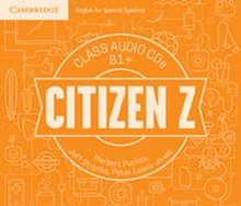 Citizen Z B1+ Class Audio CDs (4)