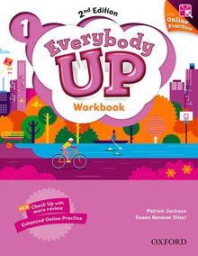 Everybody Up! 2nd Edition 1. Workbook with Online Practice