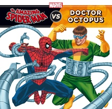 Marvel. Spider-Man vs Dr. Octopus
