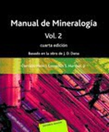 Manual de Mineralogia. Volumen 2