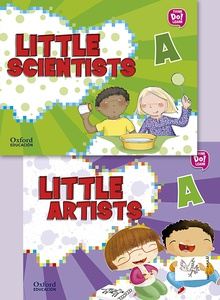 Pack Little Artists & Little Scientists A