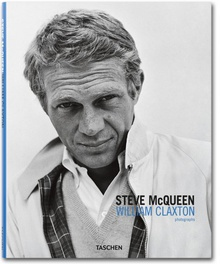 William Claxton. Steve McQueen