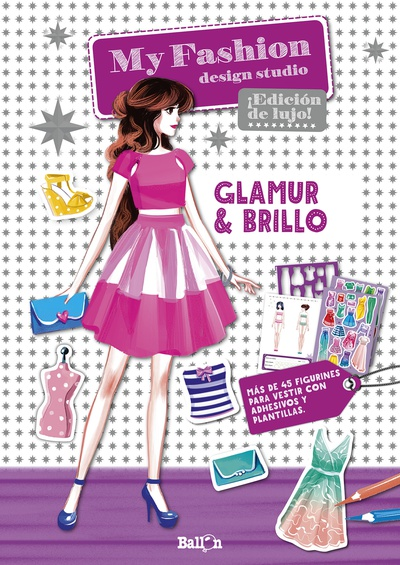 My fashion design studio - Glamur & brillo - Castellano