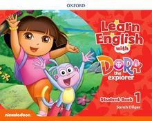 Learn English with Dora the Explorer 1. Class Book