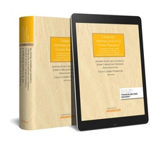 Litigación internacional en la Unión Europea I (Papel + e-book)