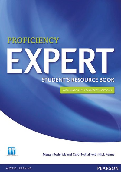 Expert Proficiency Student's Resource Book