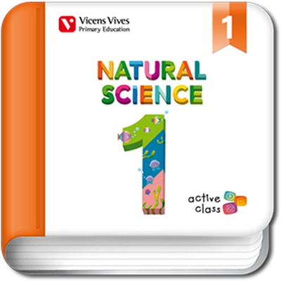 Natural Science 1 (digital Book) Active Class