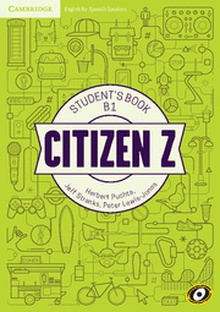 Citizen Z B1 Student's Book with Augmented Reality