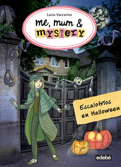7. Me, Mum and Mystery: Escalofríos en Halloween
