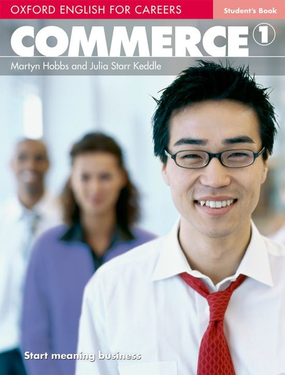 Commerce 1. Student's Book