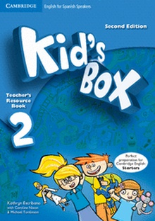 Kid's Box for Spanish Speakers  Level 2 Teacher's Resource Book with Audio CDs (2) 2nd Edition