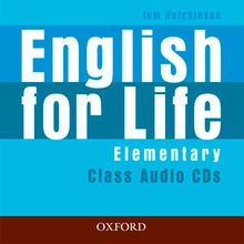 English for Life Elementary. Class Audio CD (3)