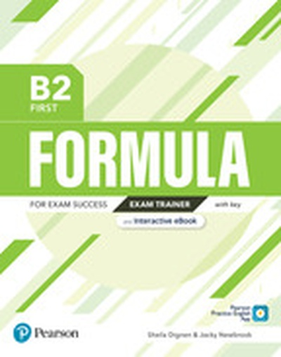 Formula B2 First Exam Trainer and Interactive eBook with Key with Digital Resources & App