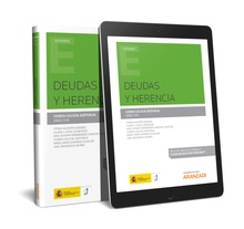 Deudas y herencia (Papel + e-book)
