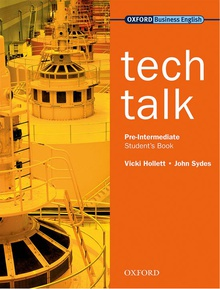 Tech Talk Pre-Intermediate. Student's Book