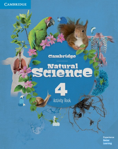 Cambridge Natural Science. Activity Book. Level 4
