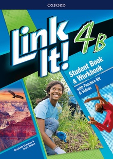 Link It! 4. Student's Book Split Edition B