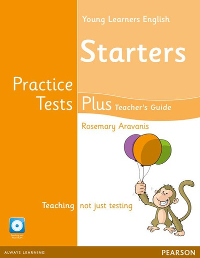 Young Learners English Starters Practice Tests Plus Teacher's Book