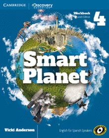 Smart Planet Level 4 Workbook Spanish