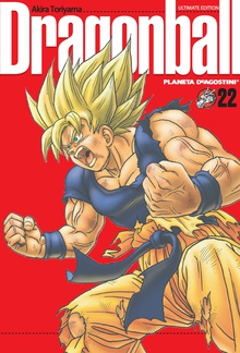Dragon Ball nº 22/34