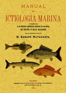 Manual de ictiologia marina
