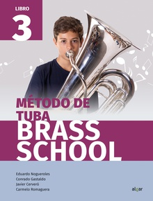 Brass School Tuba 3