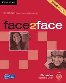 face2face Elementary Teacher's Book with DVD 2nd Edition