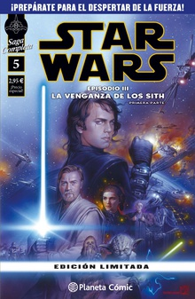 Star Wars Episodio III nº 01/02