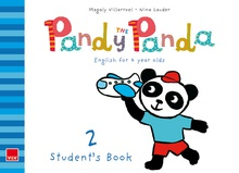 Pandy The Panda Student's Book 2+ Cd