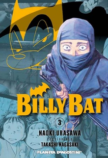 Billy Bat nº 03/20