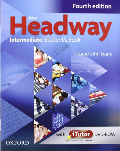 New Headway 4th Edition Intermediate. Student's Book and Workbook without Key Pack