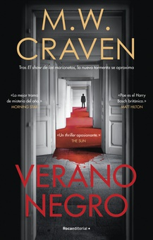 Verano negro (Serie Washington Poe 2)