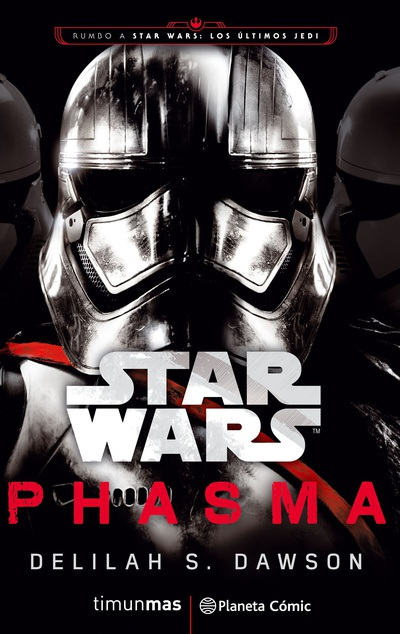 Star Wars Episodio VIII Phasma (novela)