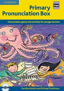 Primary Pronunciation Box with Audio CD