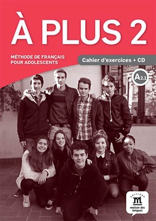 À plus! 2  Cahier d´exercices + CD