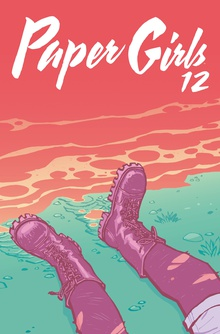 Paper Girls nº 12/30