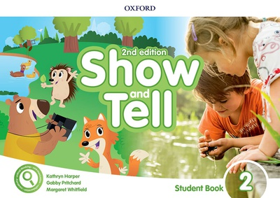 Oxford Show and Tell 2. Class Book with Access Card Pack 2nd Edition