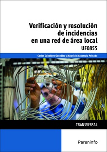 Verificación y resolución de incidencias en una red de área local
