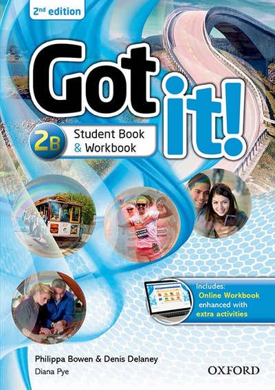 Got It! Plus (2nd Edition) 2. Student's Pack B