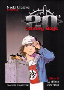 20th Century Boys nº 06/22