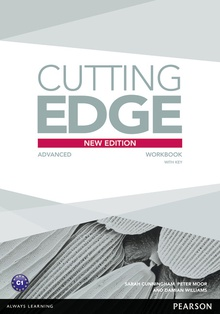 Cutting Edge Advanced New Edition Workbook with Key