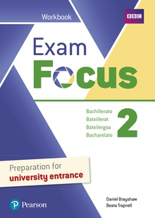 Exam Focus 2 Workbook