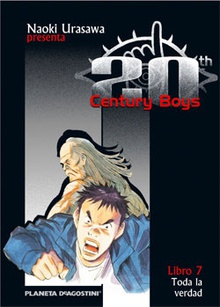 20th Century Boys nº 07/22