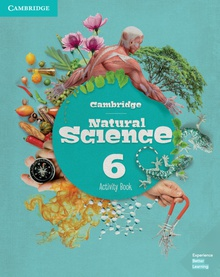 Cambridge Natural Science. Activity Book. Level 6