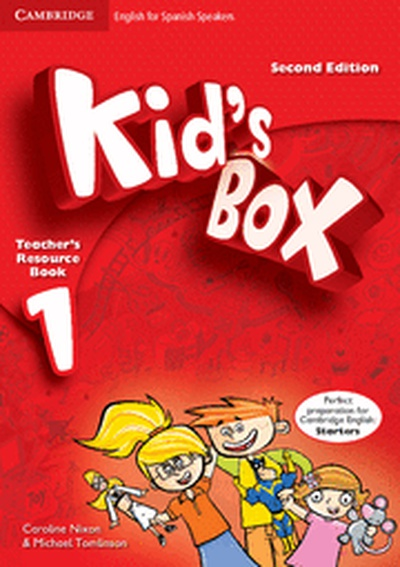Kid's Box for Spanish Speakers  Level 1 Teacher's Resource Book with Audio CDs (2) 2nd Edition