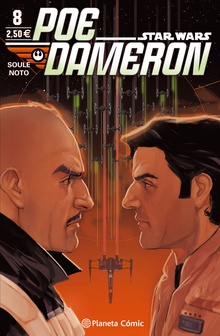 Star Wars Poe Dameron nº 08/25