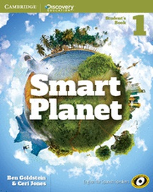 Smart Planet Level 1 Student's Book with DVD-ROM
